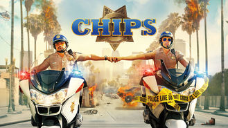 Is CHIPS on Netflix Canada?