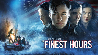 Netflix box art for The Finest Hours